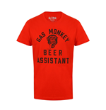 Gas Monkey Garage T-Shirt BEER MONKEY