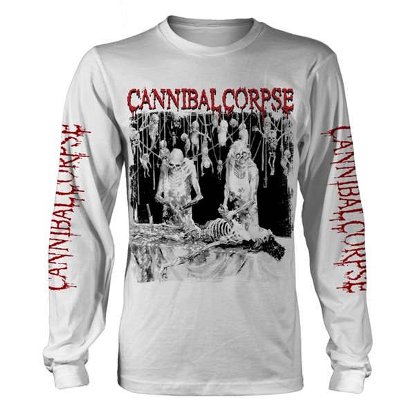 Cannibal Corpse Longsleeve Trikot BUTCHERED AT BIRTH
