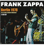 Vinyl Frank Zappa - Berlin 1978 Vol. 1 (2 Lp)