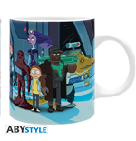 Tasse Rick and Morty 370136