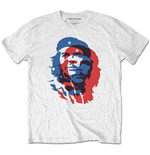 Che Guevara  T-Shirt unisex - Design: Blue and Red