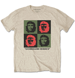 Che Guevara  T-Shirt unisex - Design: Blocks