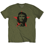 Che Guevara  T-Shirt unisex - Design: Military