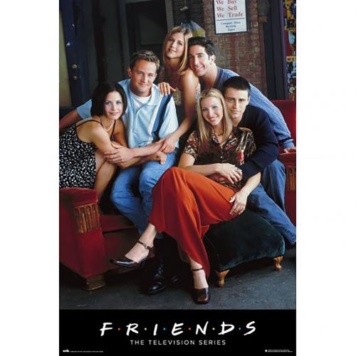 Friends  Poster Group 156