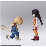 Ffix Bring Arts Zidane & Garnet 17TH Set Actionfigur