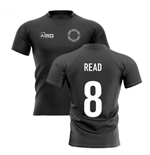 Neusseland Rugby T-Shirt 2019-2020 Home