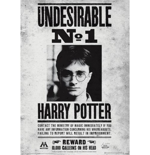 Poster Harry Potter  372740