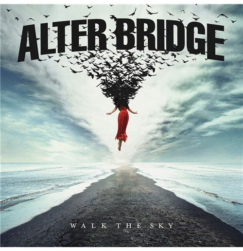 Vinyl Alter Bridge - Walk The Sky - Red Edition (2 Lp)