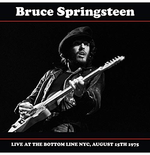 Vinyl Bruce Springsteen - Live At The Bottom Line, Nyc 1975