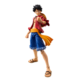 One Piece Monkey D Luffy Var Act Heroes Actionfigur