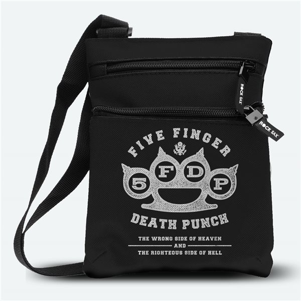 Five Finger Death Punch Tasche LOGO