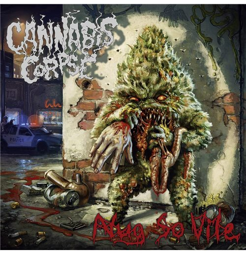 Vinyl Cannabis Corpse - Nug So Vile