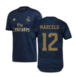 Real Madrid Fusskball Trikot 2019-2020 Away