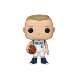 NBA POP! Sports Vinyl Figur Kristaps Prozingis (Dallas Mavericks) 9 cm
