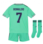 Real Madrid Fußballtrikot-Set für Kinder 2019-2020 Third