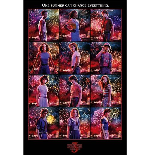 Poster Stranger Things 378231