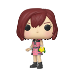 Kingdom Hearts 3 POP! Disney Vinyl Figur Kairi w/Hood 9 cm