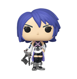 Kingdom Hearts 3 POP! Disney Vinyl Figur Aqua 9 cm