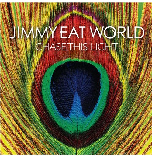 Vinyl Jimmy Eat World - Chase This Light