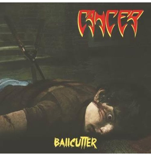 "Vinyl Cancer - Ballcutter (12"")"