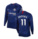Chelsea langärmeliges T-Shirt 2019-2020 Home