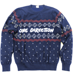 Sweatshirt One DirectionChristmas Jumper