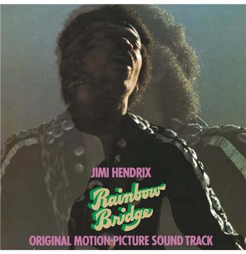 Vinyl Jimi Hendrix - Rainbow Bridge