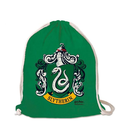Harry Potter Stoffbeutel Slytherin