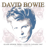 Vinyl David Bowie - Glass Spider Tour 1987 - White Vinyl (3 Lp)