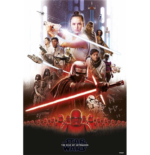 Poster Star Wars 384026