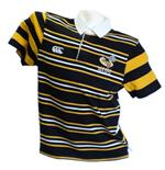 "London Wasps ""Ugly"" gestreiftes Polohemd"
