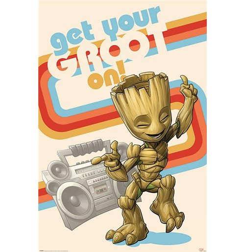 Poster Guardians of the Galaxy 387508