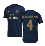 Real Madrid Fusskball Trikot 2019/20 Away