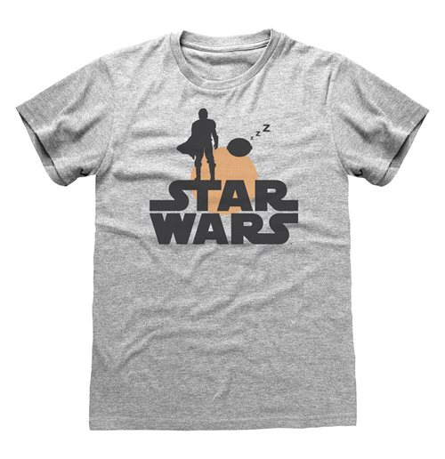 T-Shirt The Mandalorian 388410