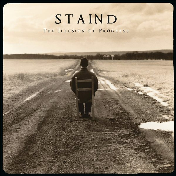 Vinyl Staind - The Illusion Of Progress (Coloured) (2 Lp)