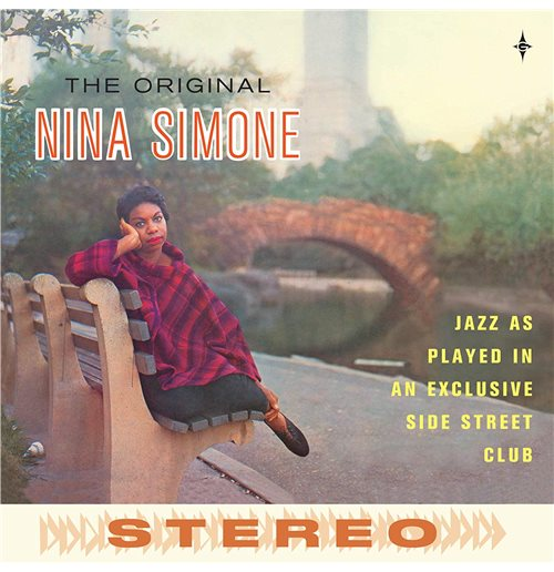 "Vinyl Nina Simone - Little Girl Blue (Lp + 7"" Colored)"