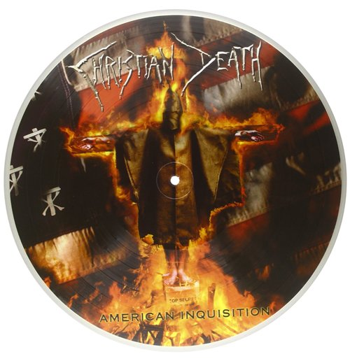 Vinyl Christian Death - American Inquisition