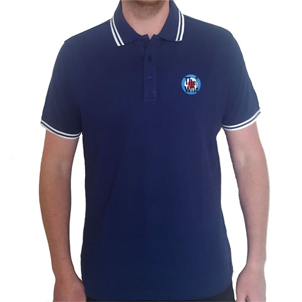 The Who  Polohemd unisex - Design: Target Logo