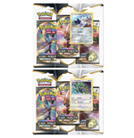 Pokémon Schwert und Schild Clash der Rebellen Blister Booster 3er-Pack *Deutsche Version*