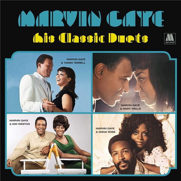 Vinyl Marvin Gaye - His Classic Duets