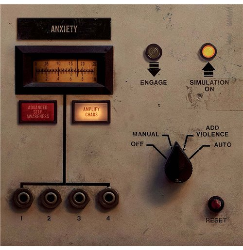 Vinyl Nine Inch Nails - Add Violence