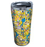 Die Simpsons  Krug Cast 20 Oz. Stainless Tervis® Tumbler