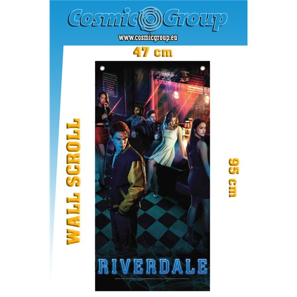 Riverdale Photo Wall Banner Wandrolle