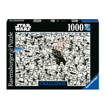 Star Wars Challenge Puzzle Darth Vader & Stormtroopers (1000 Teile)