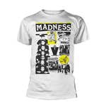Madness T-Shirt CUTTINGS 2