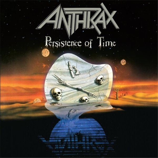 Vinyl Anthrax - Persistence Of Time (30Th Anniversary Edition) (4 Lp)