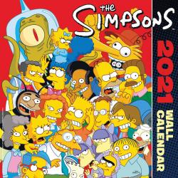 Kalender Die Simpsons  403882