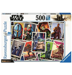 Star Wars The Mandalorian Puzzle The Child (500 Teile)