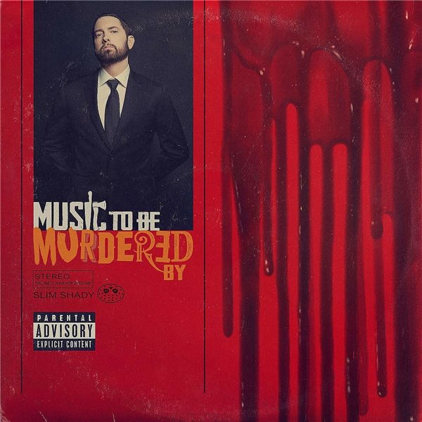 Vinyl Eminem - Music To Be Murdered By (2 Lp)
