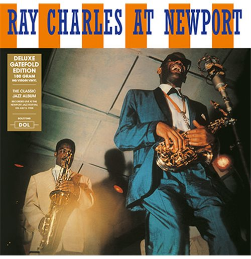 Vinyl Ray Charles - At Newport